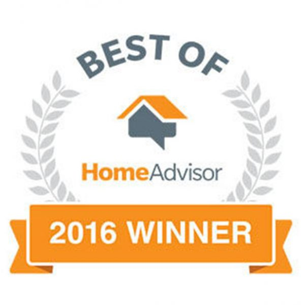 My Dear Watson Wins 2016 Best of HomeAdvisor Award!