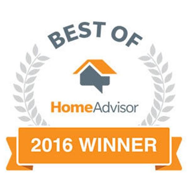 My Dear Watson Wins 2016 Best of HomeAdvisor Award!