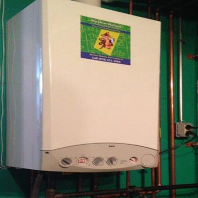 My Dear Watson High Efficiency Boiler